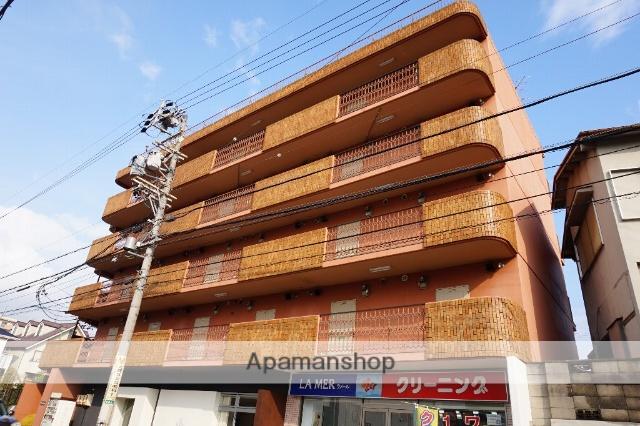 愛知県名古屋市千種区、覚王山駅徒歩13分の築29年 5階建の賃貸マンション