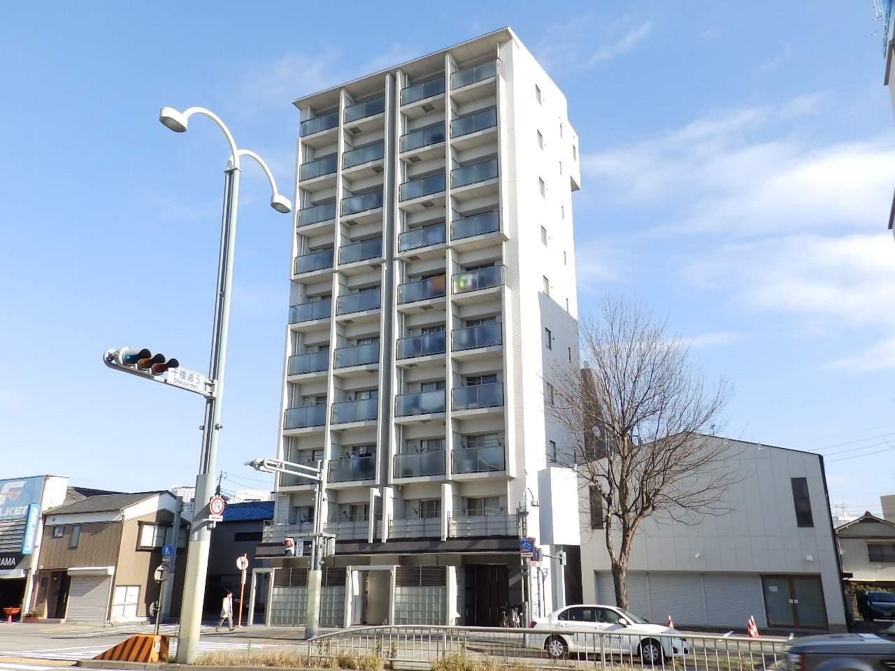 愛知県名古屋市千種区、今池駅徒歩10分の築10年 10階建の賃貸マンション