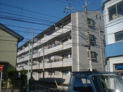 愛知県名古屋市東区、矢田駅徒歩1分の築22年 4階建の賃貸マンション
