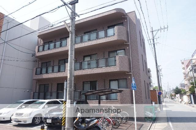 愛知県名古屋市千種区、千種駅徒歩10分の築16年 3階建の賃貸マンション