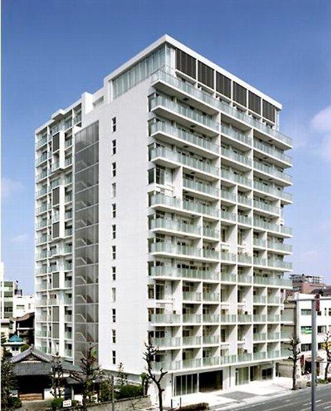 愛知県名古屋市東区、新栄町駅徒歩1分の築11年 15階建の賃貸マンション