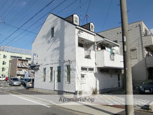 愛知県名古屋市千種区、今池駅徒歩18分の築31年 2階建の賃貸マンション
