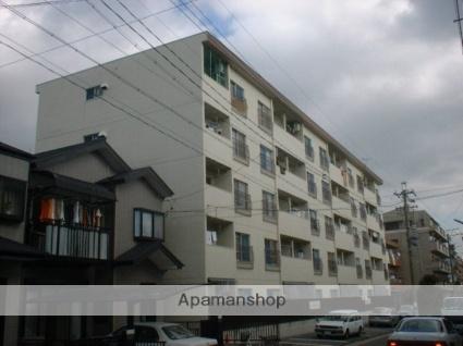 愛知県名古屋市千種区、今池駅徒歩17分の築40年 5階建の賃貸マンション