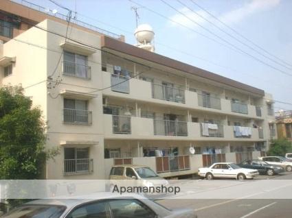 愛知県名古屋市千種区、今池駅徒歩17分の築36年 3階建の賃貸マンション