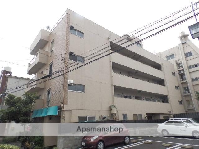 愛知県名古屋市千種区、今池駅徒歩6分の築47年 4階建の賃貸マンション
