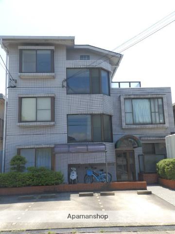 愛知県名古屋市千種区、自由ヶ丘駅徒歩13分の築28年 3階建の賃貸マンション
