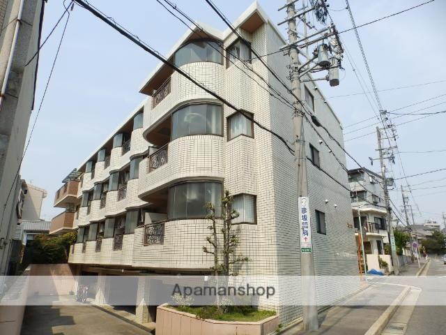 愛知県名古屋市千種区、池下駅徒歩10分の築30年 4階建の賃貸マンション