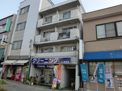 愛知県名古屋市千種区、本山駅徒歩9分の築33年 4階建の賃貸マンション