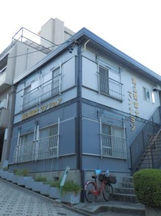 愛知県名古屋市千種区、池下駅徒歩7分の築36年 2階建の賃貸アパート