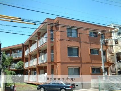 愛知県名古屋市千種区、今池駅徒歩15分の築38年 3階建の賃貸マンション