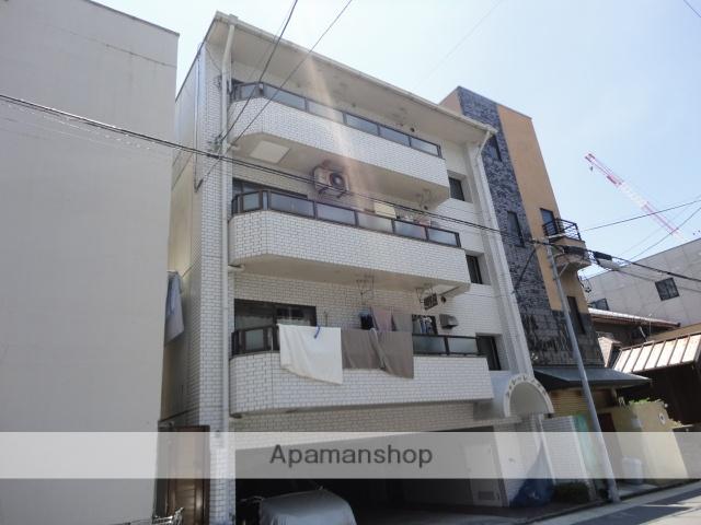 愛知県名古屋市千種区、今池駅徒歩11分の築30年 4階建の賃貸マンション