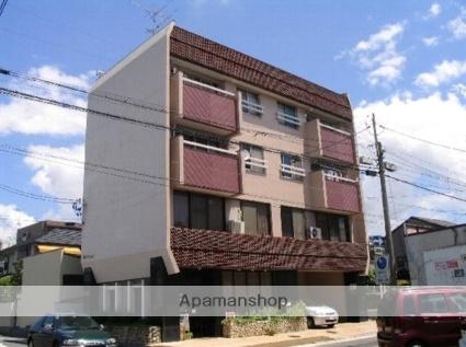 愛知県名古屋市千種区、覚王山駅徒歩10分の築37年 4階建の賃貸マンション