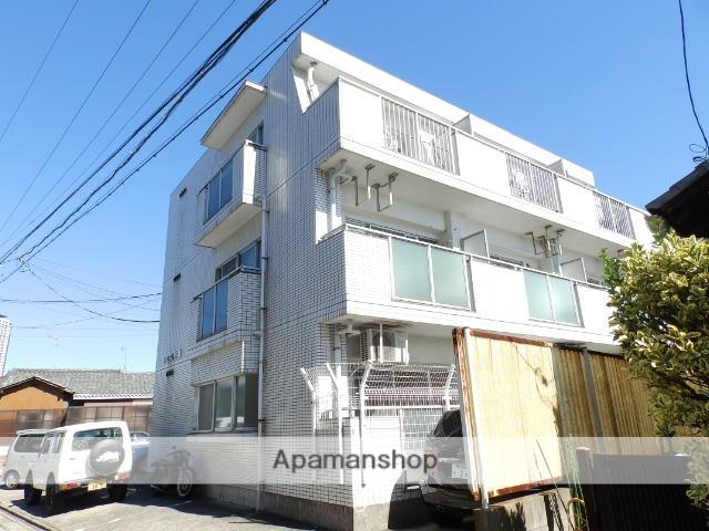 愛知県名古屋市千種区、池下駅徒歩10分の築31年 3階建の賃貸マンション