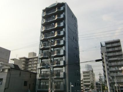 愛知県名古屋市千種区、今池駅徒歩9分の築24年 10階建の賃貸マンション