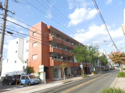 愛知県名古屋市千種区、本山駅徒歩9分の築38年 4階建の賃貸マンション
