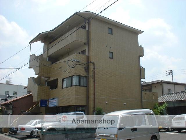 愛知県名古屋市千種区、茶屋ヶ坂駅徒歩18分の築28年 4階建の賃貸マンション