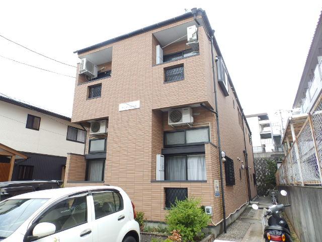 愛知県名古屋市昭和区、本山駅徒歩12分の築11年 2階建の賃貸アパート