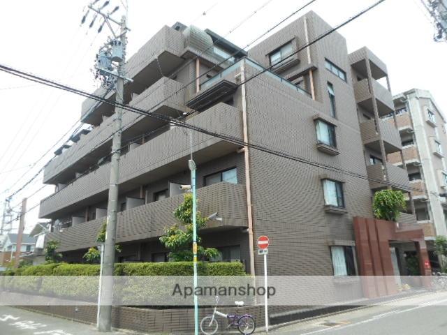 愛知県名古屋市千種区、今池駅徒歩15分の築24年 5階建の賃貸マンション