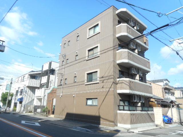 愛知県名古屋市昭和区、荒畑駅徒歩12分の築17年 4階建の賃貸マンション