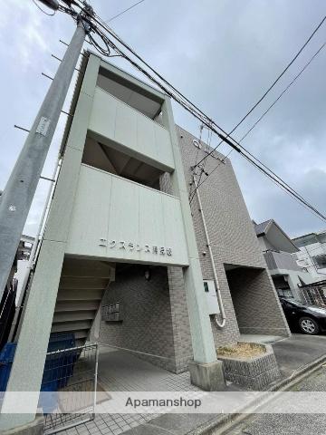 愛知県名古屋市千種区、池下駅徒歩14分の築15年 3階建の賃貸マンション