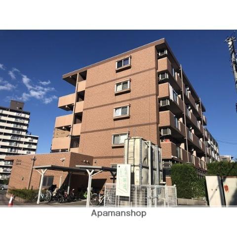 愛知県名古屋市千種区、自由ヶ丘駅徒歩18分の築10年 5階建の賃貸マンション