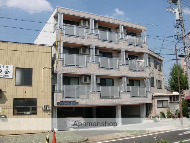 愛知県名古屋市東区、千種駅徒歩6分の築14年 4階建の賃貸マンション