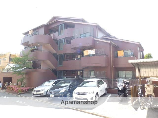 愛知県名古屋市千種区、池下駅徒歩10分の築27年 5階建の賃貸マンション