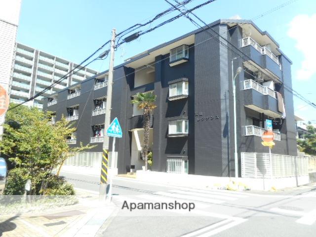 愛知県名古屋市千種区、本山駅徒歩14分の築32年 4階建の賃貸マンション