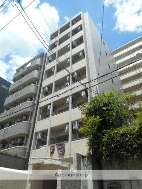 愛知県名古屋市千種区、池下駅徒歩12分の築6年 8階建の賃貸マンション