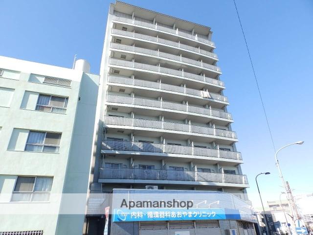 愛知県名古屋市千種区、今池駅徒歩14分の築15年 11階建の賃貸マンション
