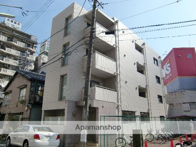愛知県名古屋市昭和区、今池駅徒歩16分の築11年 4階建の賃貸マンション