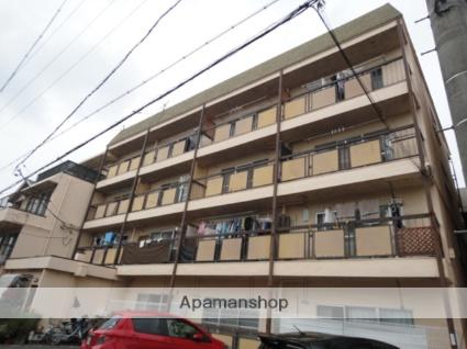 愛知県名古屋市千種区、今池駅徒歩13分の築36年 5階建の賃貸マンション