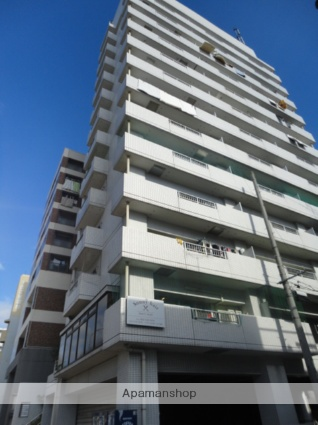 愛知県名古屋市千種区、千種駅徒歩16分の築28年 13階建の賃貸マンション