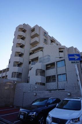 愛知県名古屋市東区、尼ヶ坂駅徒歩8分の築11年 8階建の賃貸マンション