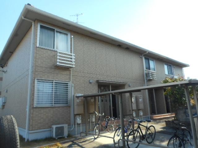 愛知県名古屋市東区、矢田駅徒歩5分の築7年 2階建の賃貸アパート