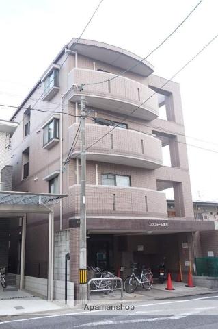 愛知県名古屋市昭和区、荒畑駅徒歩9分の築20年 4階建の賃貸マンション