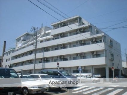 愛知県名古屋市千種区、大曽根駅徒歩10分の築29年 5階建の賃貸マンション