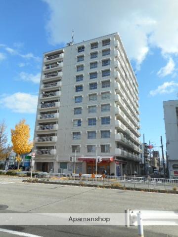 愛知県名古屋市千種区、今池駅徒歩6分の築43年 13階建の賃貸マンション