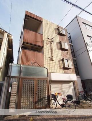 愛知県名古屋市東区、森下駅徒歩16分の築21年 4階建の賃貸マンション