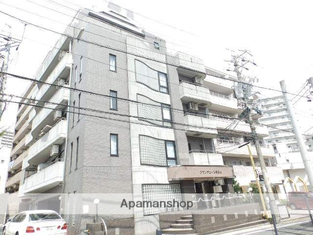 愛知県名古屋市千種区、今池駅徒歩15分の築23年 8階建の賃貸マンション