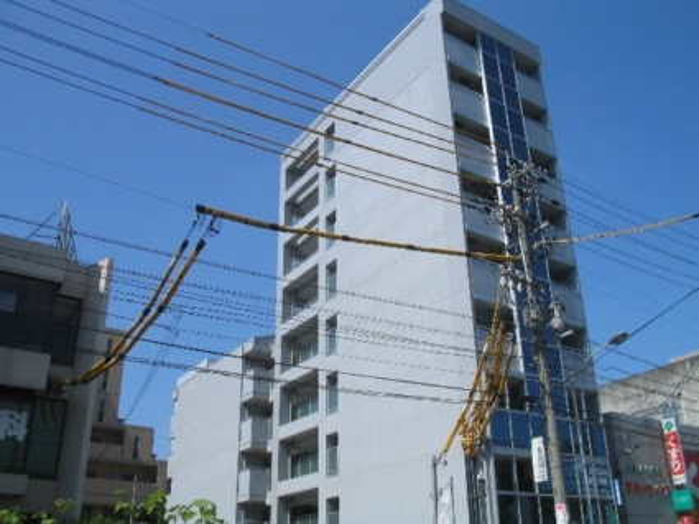 愛知県名古屋市千種区、東山公園駅徒歩16分の築15年 9階建の賃貸マンション