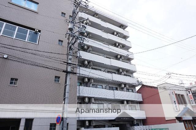 愛知県名古屋市千種区、覚王山駅徒歩9分の築27年 8階建の賃貸マンション