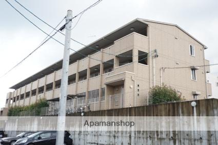愛知県名古屋市千種区、一社駅徒歩30分の築9年 3階建の賃貸アパート