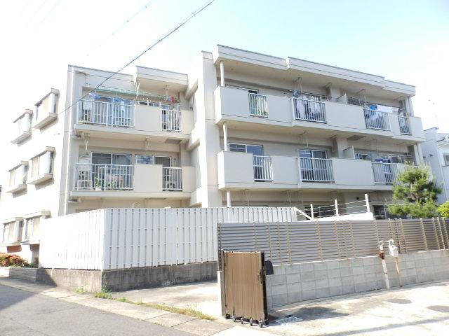 愛知県名古屋市千種区、池下駅徒歩13分の築29年 3階建の賃貸マンション