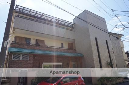 愛知県名古屋市千種区、池下駅徒歩12分の築30年 3階建の賃貸マンション
