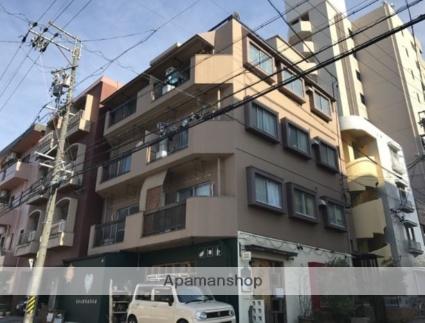 愛知県名古屋市千種区、東山公園駅徒歩2分の築42年 5階建の賃貸マンション