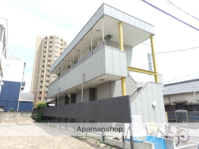 愛知県名古屋市千種区、今池駅徒歩9分の築10年 2階建の賃貸アパート