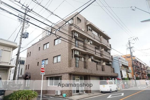 愛知県名古屋市千種区、今池駅徒歩10分の築26年 5階建の賃貸マンション