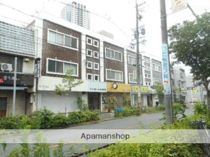 愛知県名古屋市千種区、池下駅徒歩3分の築44年 3階建の賃貸マンション