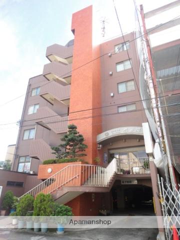愛知県名古屋市千種区、千種駅徒歩12分の築35年 6階建の賃貸マンション